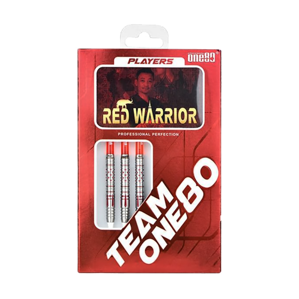 One80 Yong Thanawat Red Warrior Softdarts - 23g
