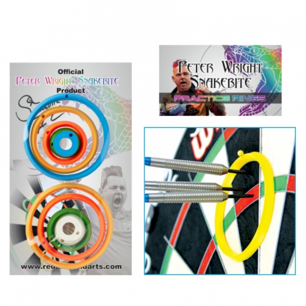 Peter Wright Practice Rings