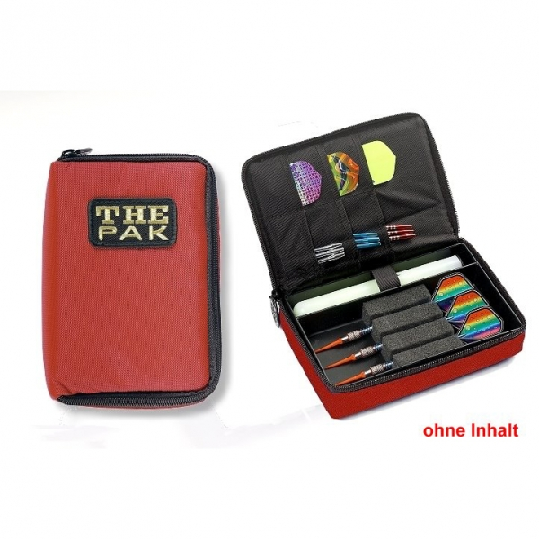 The Pak bag small, red