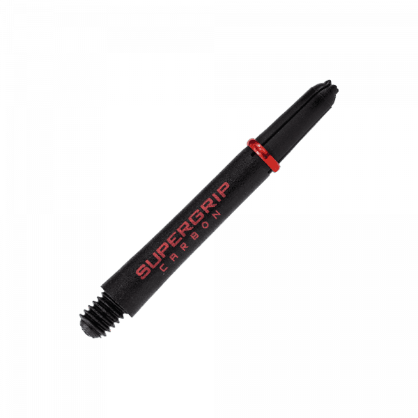 Harrows Supergrip Carbon Shafts - Red